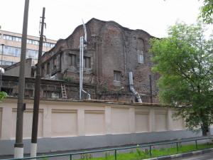 Вид с Б. Новодмитровской 2006 г.