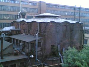 Коней 20 в. Зданием храма пользуется завод.